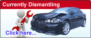 Ford Mazda dismanlting now